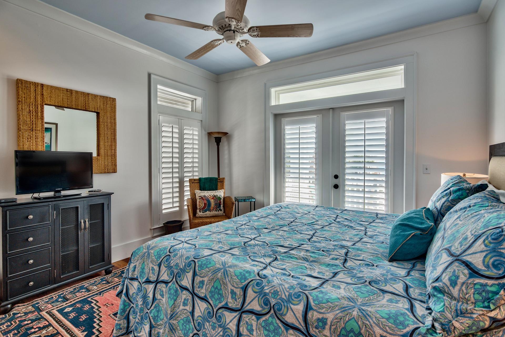 2nd Floor - King Bedroom